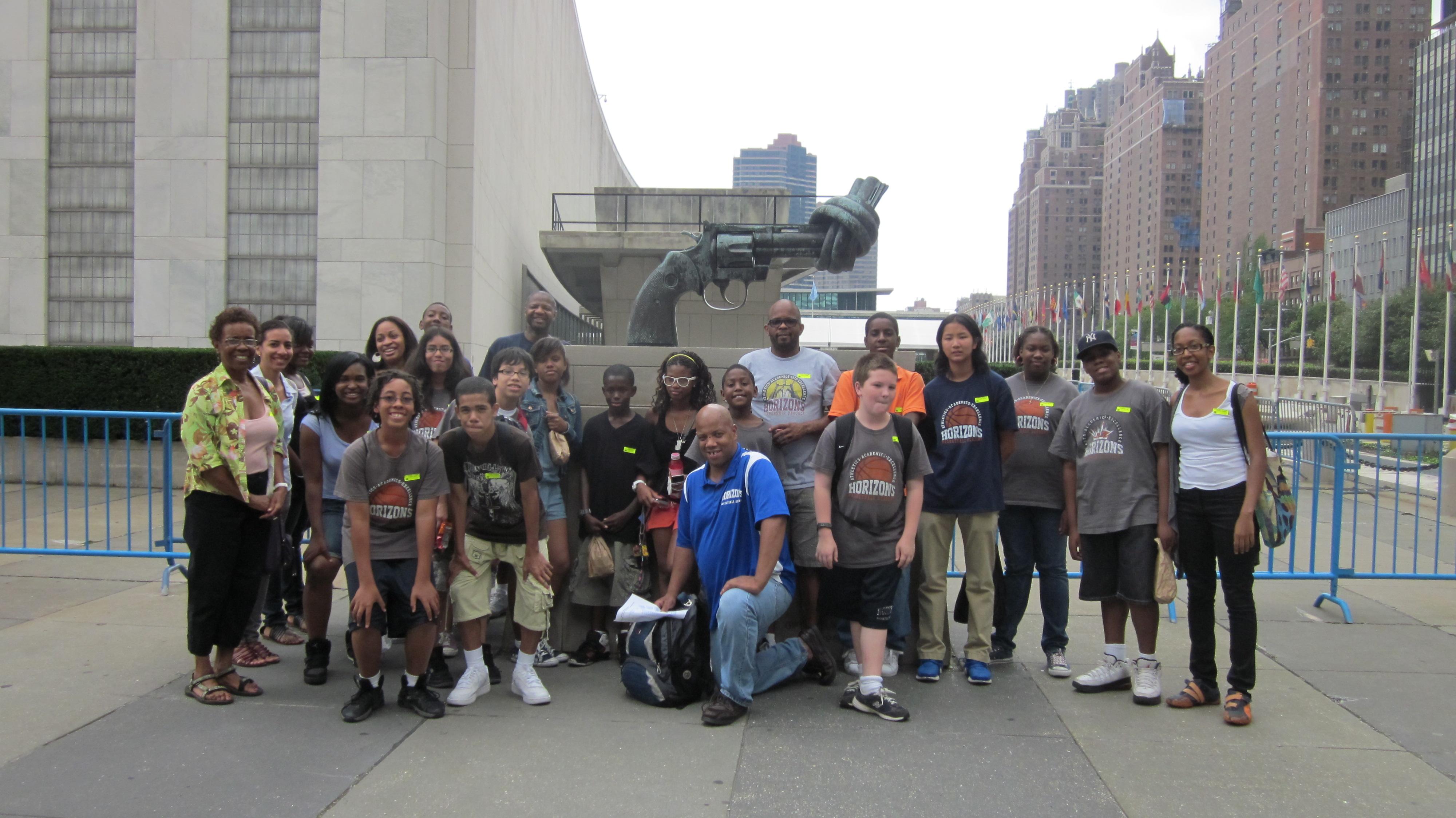 The UN Summer 2011